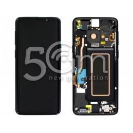 Display Touch Nero + Frame Samsung SM-G960 S9