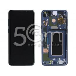 Display Touch Black + Frame Samsung SM-G965 S9 Plus