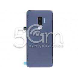 Battery Cover Black Samsung SM-G960 S9