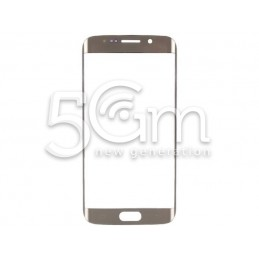 Glass Gold Samsung SM-G925 S6 Edge