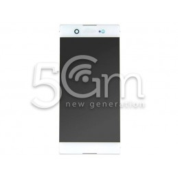 Lcd Touch White With Frame Xperia XA1 (G3121)