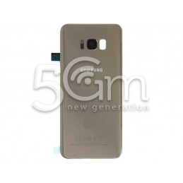 Retro Cover Gold Samsung SM-G955 S8 Edge