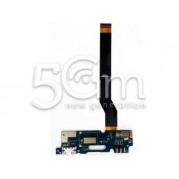 Connettore Di Ricarica Flat Cable ZenFone 3 Max ZC520TL X008D