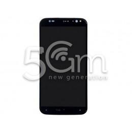 Display Touch Nero + Frame Motorola Moto X3 Style