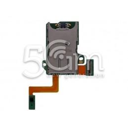 Lettore Sim Card Flat Cable Motorola Moto Z Play