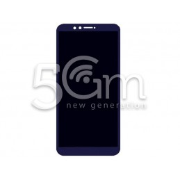 Lcd Touch blue Huawei Y9 2018