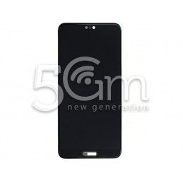 Lcd Touch Black Huawei P20 EML-L09