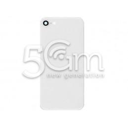 Retro Cover Bianco Iphone 8 Plus No Logo