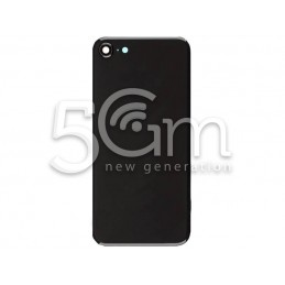iPhone 8 Black Back Cover With Lens Camera