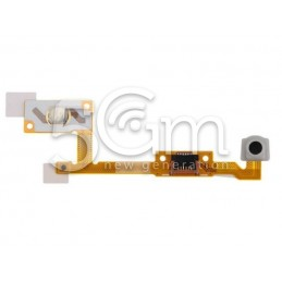 Home Button Flat Cable + Microfono Samsung SM-T560 Tab E 9.6