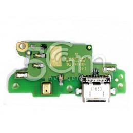 Connettore Di Ricarica + Small Board Huawei Nova Plus