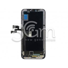 Display Touch Black + Frame iPhone X