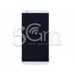 Display Touch Bianco Honor 7C