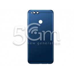 Cover Blu + Tasti Laterali Honor 7X
