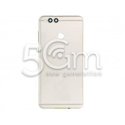 Cover Gold + Vetrini Fotocamera + Tasti Laterali Honor 7X