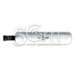 Cover Connettore Grigio Samsung G900 S5