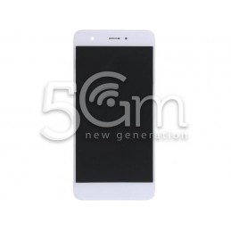 "Display Touch Bianco + Frame Huawei Nova ""CAN-L01"""