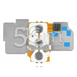 LG D802 Power Button + Holder Flex Cable