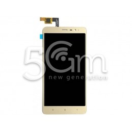 Display Touch Gold Xiaomi Red Rice Note 3