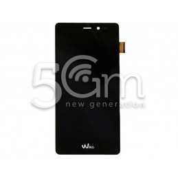 Display Touch Nero Wiko Tommy