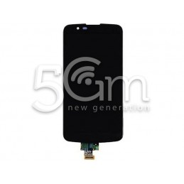 Display Touch Nero LG K10 4G K420N No Frame