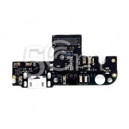 Connettore Di Ricarica + Small Board Xiaomi Redmi Note 5A Prime