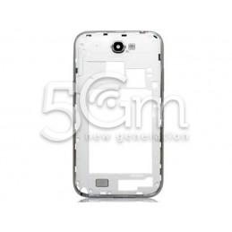 Samsung N7100 Galaxy Note White Frame