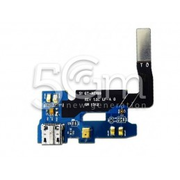 Samsung N7100 Galaxy Note Charging Connector Flex Cable