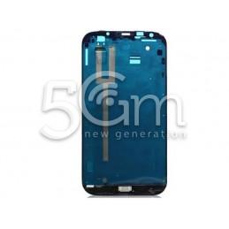 Samsung N7100 Black LCD Frame