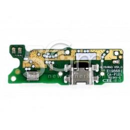Connettore Di Ricarica + Small Board Huawei Y5 2018