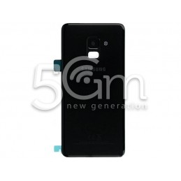 Back Cover Black Samsung SM-A530 A8 2018