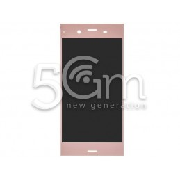 Display Touch Pink Sony Xperia XZ1 (G8341)