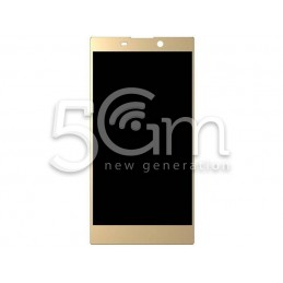 Lcd Touch Gold Sony Xperia XA2 (H3113)