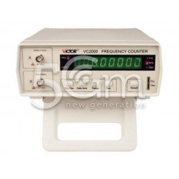 Frequency Counter Digital High Precision 10Hz-2.4GHz