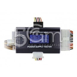 Pc Power Supply Tester