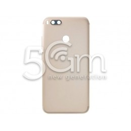 Retro Cover Gold Xiaomi Mi A1 - 5X