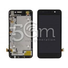 Huawei Y6 Black Touch Display + Frame