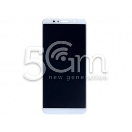 Lcd Touch White Huawei Y6 2018