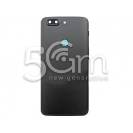 Back Cover Black OnePlus 5T