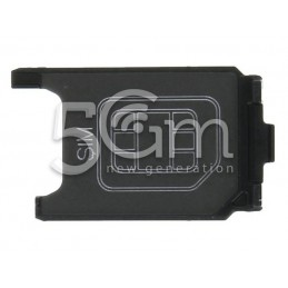 Sim Card Tray Black Xperia XZ Premium (G8141)
