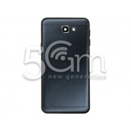 Retro Cover Black Samsung SM-G610 J7 Prime
