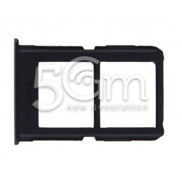 Supporto Sim Card/SD Card Nero OnePlus 3 - 3T