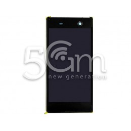 Xperia M5 Black Touch Display + Frame