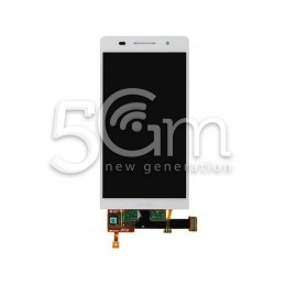 Display Touch Bianco Huawei Ascend P6