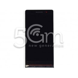 Display Touch Nero + Frame Huawei Ascend P6