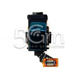 Xperia M4 Black Audio Jack Flex Cable