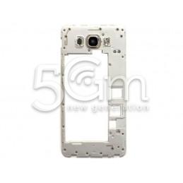 Middle Frame Per Vers. Gold Samsung SM-J710F Ori