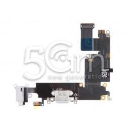 Connettore Di Ricarica Grigio Flat Cable Iphone 6 Plus