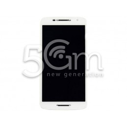 Display Touch White Motorola Moto X Play