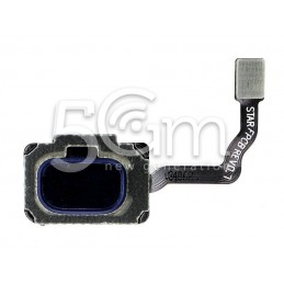 Home Button Blue Flat Cable Samsung SM-G960 S9